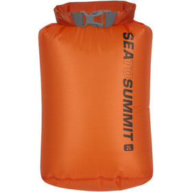 Sea to Summit Ultra-Sil Nano Dry Sack 2L bottle, orange
